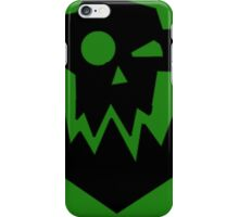 Ork Symbol iPhone Case/Skin