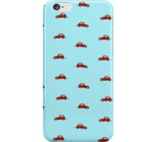 French car iPhone Case/Skin