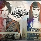 Revolver Kick Banner  by hispurplegloves