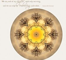 Patterns Revealed: Inspirational Mandalas by Gail S. Haile