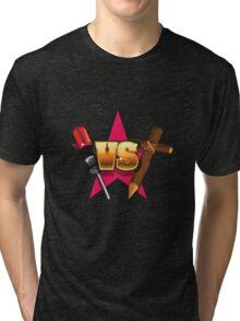Screw This (Chapman vs) Tri-blend T-Shirt