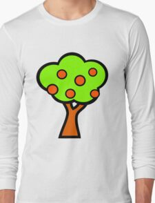 Fruit Tree Long Sleeve T-Shirt