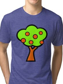Fruit Tree Tri-blend T-Shirt
