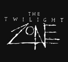 The Twilight Zone (1985 TV series) - Logo - Night Gallery - Rod Serling by James Ferguson - Darkinc1