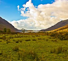 Wastwater - Lake District - Cumbria by Paul Madden