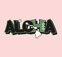 ALOHA One Piece - Short Sleeve