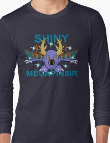Shiny Megapinsir Long Sleeve T-Shirt