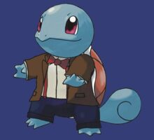 Squirtle as the 11th Doctor by Petertwnsnd