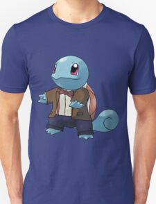 Squirtle as the 11th Doctor T-Shirt