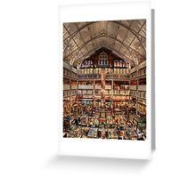 Pitt Rivers Museum Oxford Greeting Card