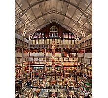 Pitt Rivers Museum Oxford Photographic Print