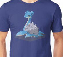Cutout Lapras Unisex T-Shirt