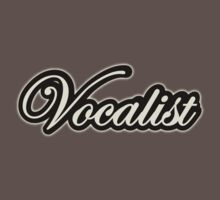 Wonderful Vocalist decoration Clothing & Stickers by goodmusic