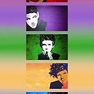 One Direction Pop-Art Version 2 by May92