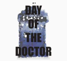 DAY OF THE DOCTOR! by Banarn