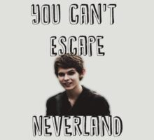 Can't Escape Neverland by alyg1d