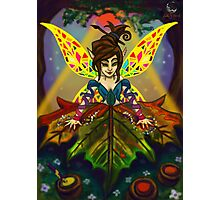 """Artzy Fairy"" Photographic Print"