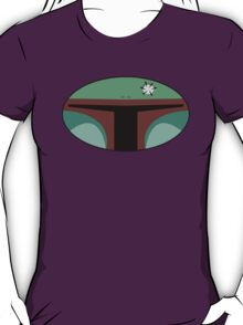 Boba Fett Oval T-Shirt