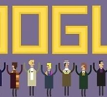 Day of the Doctor 50th Anniversary Google Logo by BethanInChains