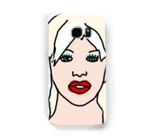 Courtney Love Illustration Samsung Galaxy Case/Skin
