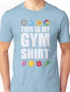 Kanto Gym Shirt Unisex T-Shirt