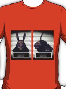 Evil Easter Bunny Rabbit T-Shirt