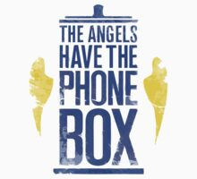 The Angels Have The Phonebox by Quad-J