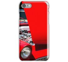 Thunderbird with Open Hood iPhone Case/Skin