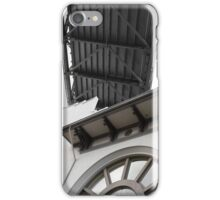 Bay Bridge and Building at Pier 26 iPhone Case/Skin