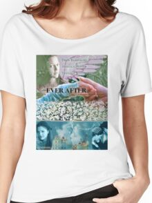 Ever After Movie Poster (made by deb) Women's Relaxed Fit T-Shirt