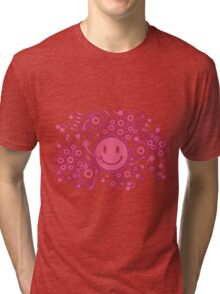 Happy_Music Tri-blend T-Shirt