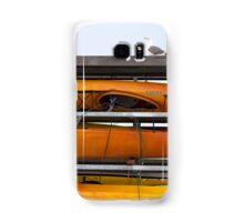 Seagull and Kayaks at AT&T Park San Francisco Samsung Galaxy Case/Skin