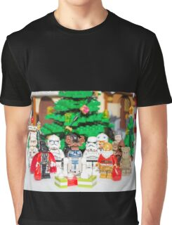 Star Wars Group Photo Graphic T-Shirt