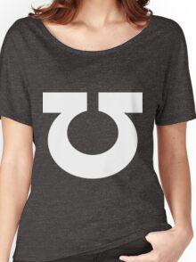 Ultramarine Symbol Women's Relaxed Fit T-Shirt