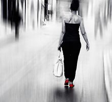 street lady by lucyliu