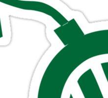VW Bomb T-Shirts & Hoodies Sticker