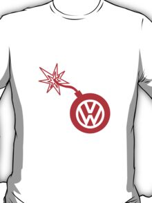 VW Bomb T-Shirts & Hoodies T-Shirt