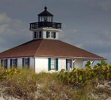 Boca Grande Light  by John  Kapusta