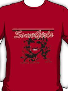 Some Girls The Rolling Stones T-Shirt