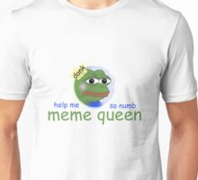 Meme Queen Unisex T-Shirt