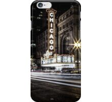 Chicago Theatre iPhone Case/Skin