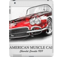 Corvette 1959 iPad Case/Skin