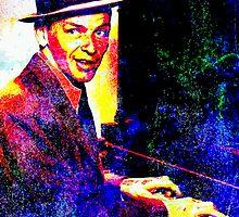 Frank Sinatra by John Novis