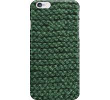 Keep Warm in Green iPhone Case/Skin
