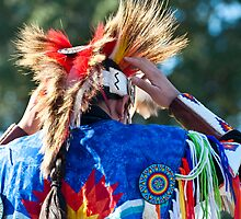 Pow Wow Head Dress by LGriffis