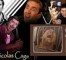 Nicolas Cage Montage by Jake Dennis