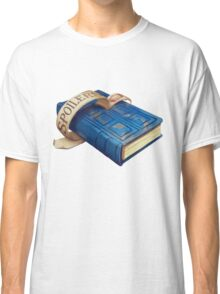 Spoilers, River Song's Tardis Journal Classic T-Shirt