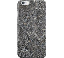 """Real Tree Design for Hunting & Shooting """"Mulch"""" #2 iPhone Case/Skin"""