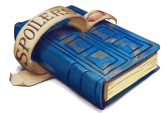 Spoilers, River Song's Tardis Journal by damousey