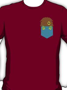 Kuriboh in a pocket (Yu-Gi-Oh!) T-Shirt